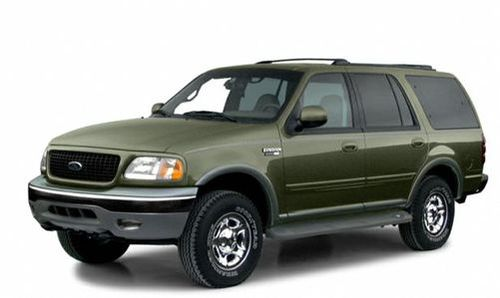 2001 Ford Expedition Recalls