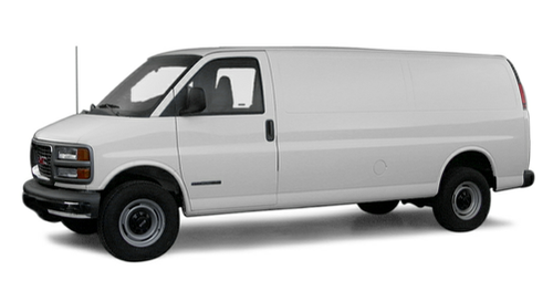 2001 GMC Savana 2500