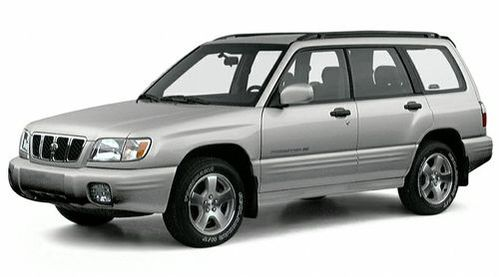 2001 subaru forester trim levels configurations at a. Black Bedroom Furniture Sets. Home Design Ideas