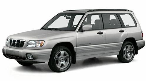 2001 subaru forester specs trims colors cars com cars com