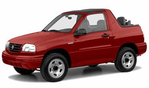 2002 Chevrolet Tracker Specs Price Mpg Reviews Cars Com