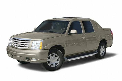 2002 cadillac escalade ext overview. Black Bedroom Furniture Sets. Home Design Ideas