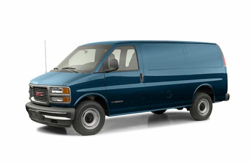 2002 GMC Savana 2500