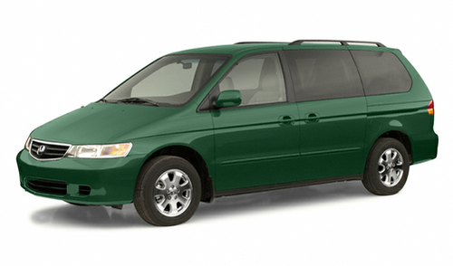 Wondering Which Configuration Is Right For You Our 2002 Honda Odyssey