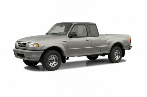 2002 Mazda B4000
