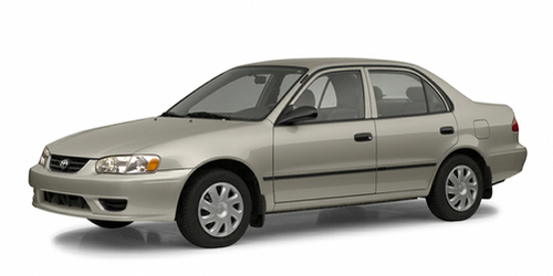 2002 Toyota Corolla Overview  Carscom