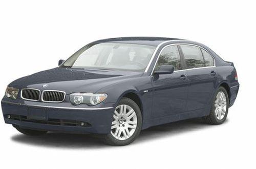 2003 BMW 745 Recalls