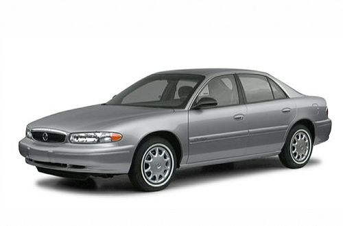 2003 buick century trim levels configurations at a glance cars 2003 buick century 4dr sedan sciox Gallery