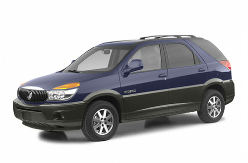 2003 Buick Rendezvous Specs Price Mpg Amp Reviews Cars Com