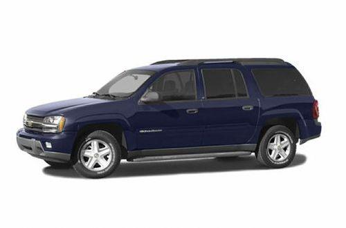 2003 Chevrolet Trailblazer Ext Recalls
