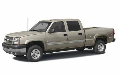 2003 Chevrolet Silverado 2500 Recalls | Cars.com