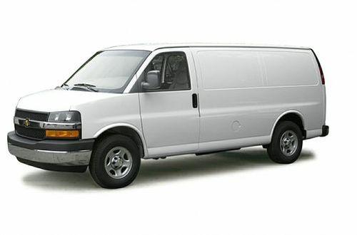 2003 Chevrolet Express 3500 Vs 2003 Dodge Ram Van Cars Com