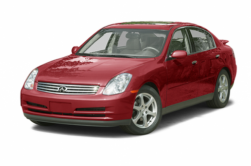 2003 Infiniti G35 Expert Reviews Specs And Photos Cars