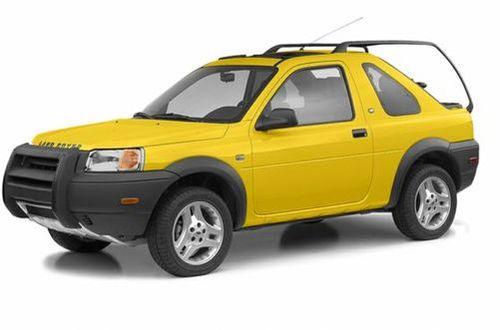 2003 Land Rover Freelander Recalls | Cars com
