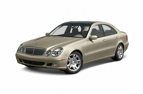 2003 mercedes benz e class overview for 2003 mercedes benz e class sedan