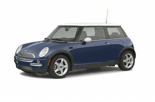 2003 Mini Cooper S Specs Trims Colors Carscom
