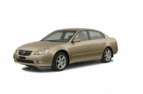 2003 Nissan Altima Recalls