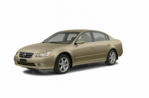 2003 Nissan Altima Overview  Carscom