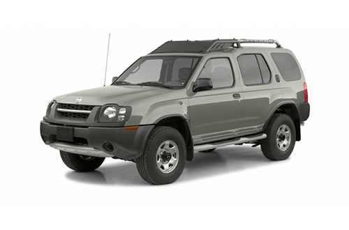 2003 nissan xterra overview. Black Bedroom Furniture Sets. Home Design Ideas