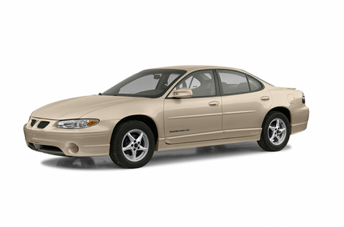 2003 pontiac grand prix overview. Black Bedroom Furniture Sets. Home Design Ideas