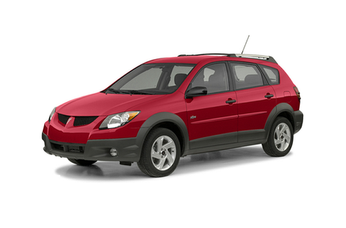 2003 pontiac vibe overview. Black Bedroom Furniture Sets. Home Design Ideas
