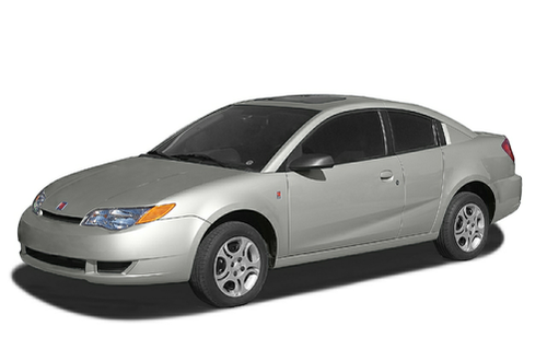 2003 Saturn Ion Overview Cars Com
