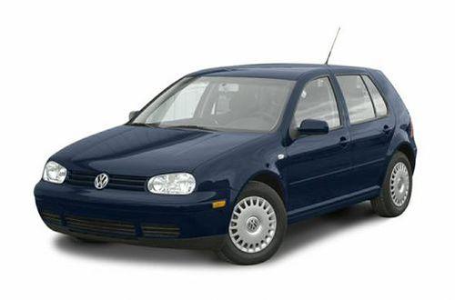 2003 Volkswagen Golf Recalls