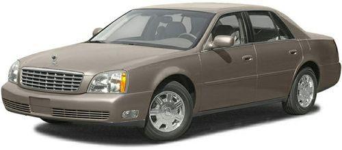 2004 Cadillac DeVille Recalls | Cars.com