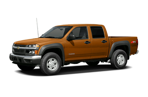 2004 Chevrolet Colorado Expert Reviews Specs And Photos Cars