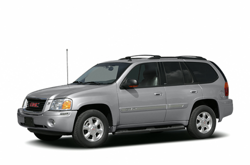 2004 gmc envoy expert reviews specs and photos. Black Bedroom Furniture Sets. Home Design Ideas