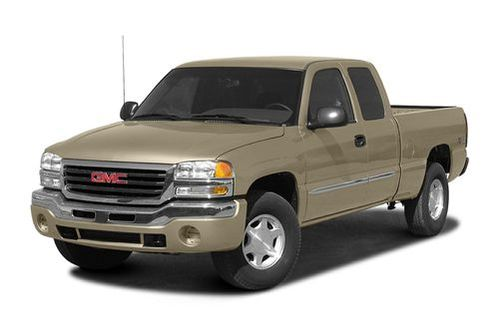 2004 gmc sierra 1500 reviews specs and prices. Black Bedroom Furniture Sets. Home Design Ideas