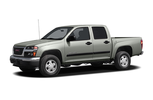 2004 GMC Canyon