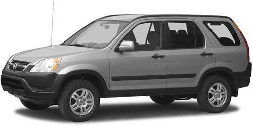 2004 honda cr-v recalls