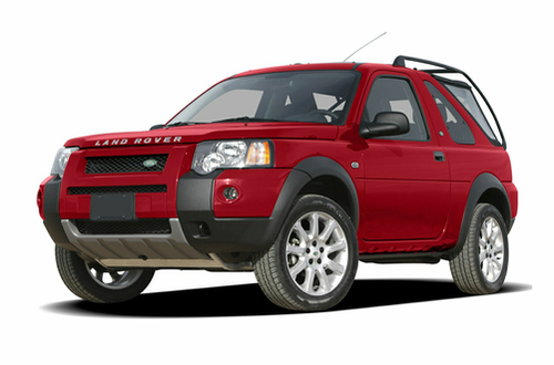 2004 land rover freelander overview. Black Bedroom Furniture Sets. Home Design Ideas