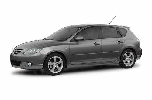 2004 Mazda 3 Hatchback >> 2004 Mazda Mazda3