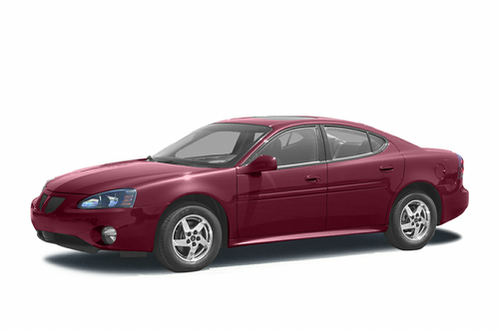 2004 Pontiac Grand Prix Specs  Price  Mpg  U0026 Reviews