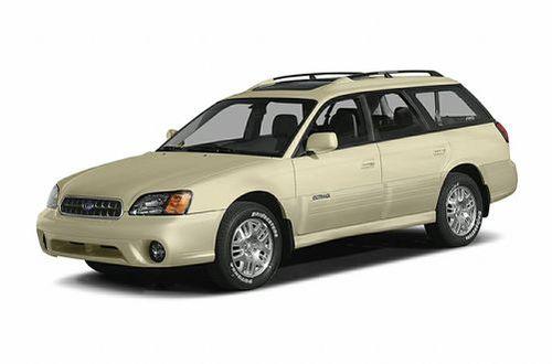 2004 Subaru Outback 4dr AWD Station Wagon
