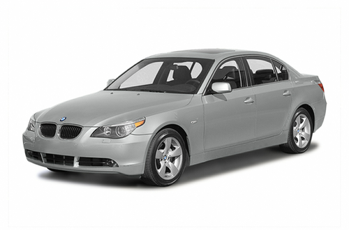 2005 BMW 545