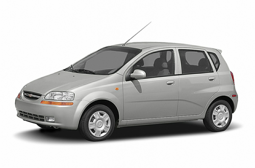 2005 chevrolet aveo overview. Black Bedroom Furniture Sets. Home Design Ideas