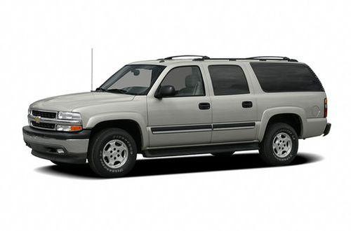 2005 Chevrolet Suburban 2500