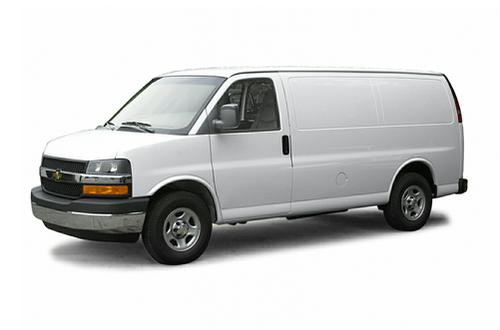 2005 Chevrolet Express 3500
