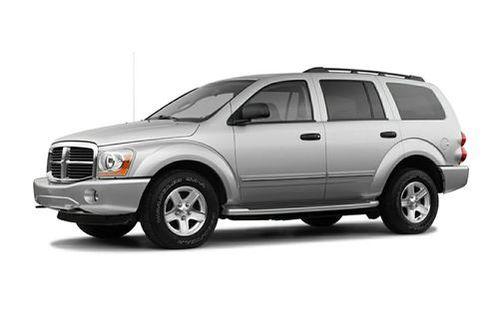 2005 Dodge Durango St >> 2005 Dodge Durango Vs 2005 Ford Explorer Vs 2005 Land Rover Freelander Vs 2005 Nissan Murano Cars Com