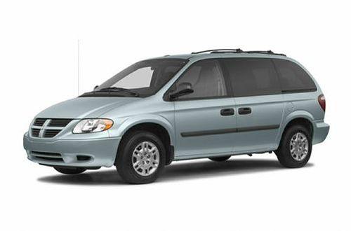 2005 Dodge Caravan Recalls