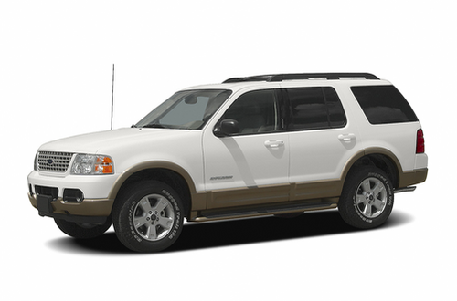 2005 Ford Explorer Overview Cars Com