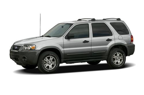 2005 Ford Escape Specs Trims Amp Colors Cars Com