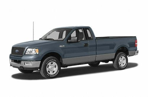 2005 f150 fx4 towing capacity