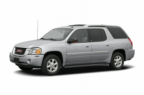 2005 gmc envoy xuv overview. Black Bedroom Furniture Sets. Home Design Ideas