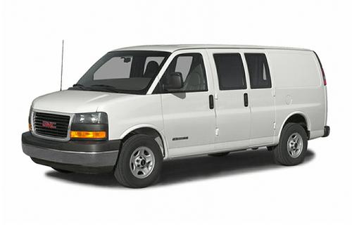 2005 GMC Savana 3500