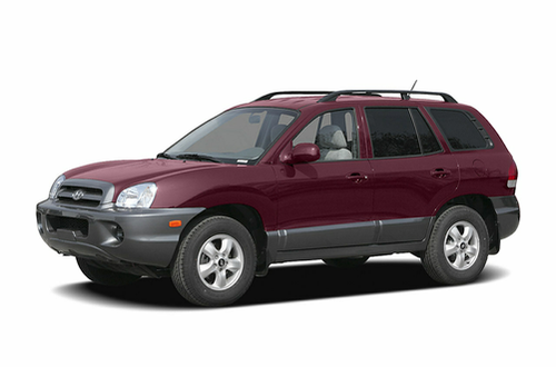 Perfect 2005 Hyundai Santa Fe
