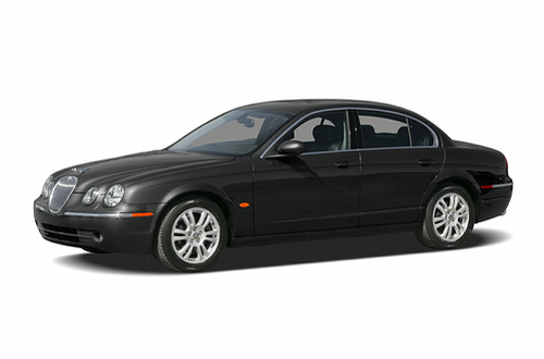 2005 Jaguar S Type